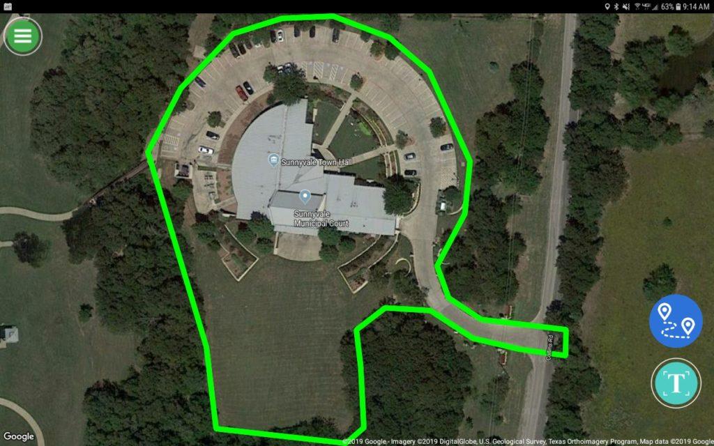 App For Geo Fencing Of Property Boundaries