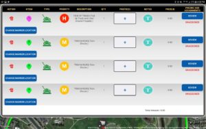 Punchlist Creation On Contractor Management App