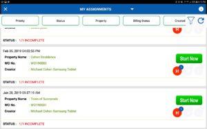 Punchlists In Software For Landscape Maintenance