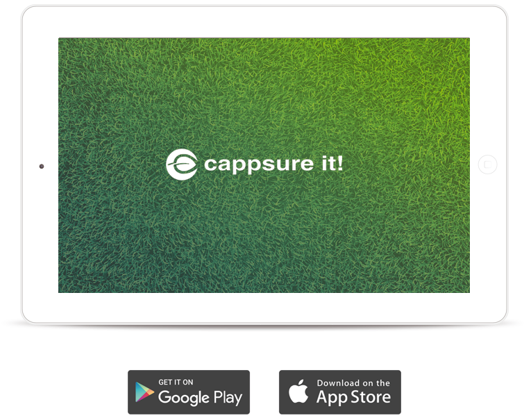 Software For Landscape Field Service - Cappsure it!